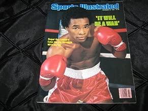 Sports Illustrated November 24 1980 Sugar Ray Leonard