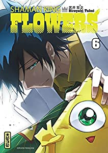 Shaman King Flowers Edition simple Tome 6