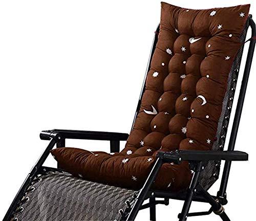 Cojín de silla Cojines de silla mecedora de Ylcj Cojín al aire libre Cojín de longue Cojín de...