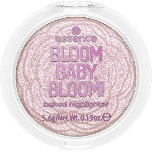 Essence BLOOM BABY, BLOOM! Baked Highlighter Nr. 02 Rose