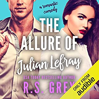The Allure of Julian Lefray audiobook cover art