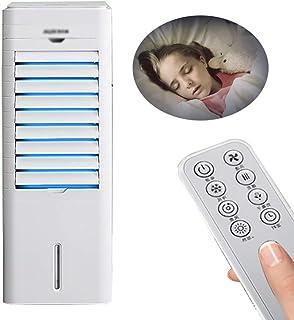 Aire Acondicionado Portatil 7000 BTU Enfriador De Aire Portátil, 3 En 1 Refrigerador Con Control Remoto Y Pantalla LED, 3 Velocidades Del Viento, Utilizado En El Dormitorio, Cocina, Dormitorio, Oficin