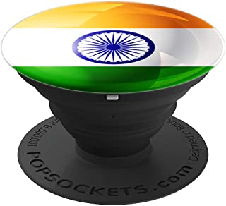 India Pop Socket India Popsocket India Flag - PopSockets Grip and Stand for Phones and Tablets