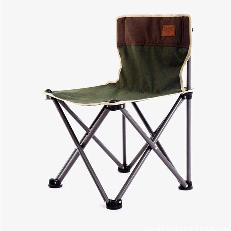 Leisure Fishing Chair Portable Camping Self-Driving Tour Siamese Folding Chair Oxford Cloth Fishing Stool
