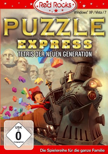 Puzzle Express [Red Rocks]
