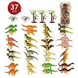 LBLA Dinosaurier Spielzeug Anzug Party Dekoration Mini Dinosaurier Figuren Pädagogisches Spielzeug...