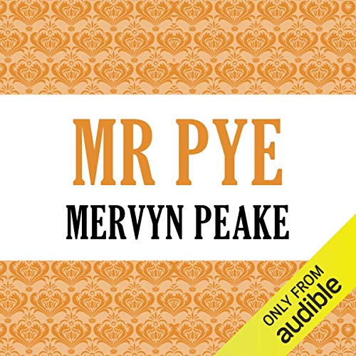 Mr. Pye audiobook cover art