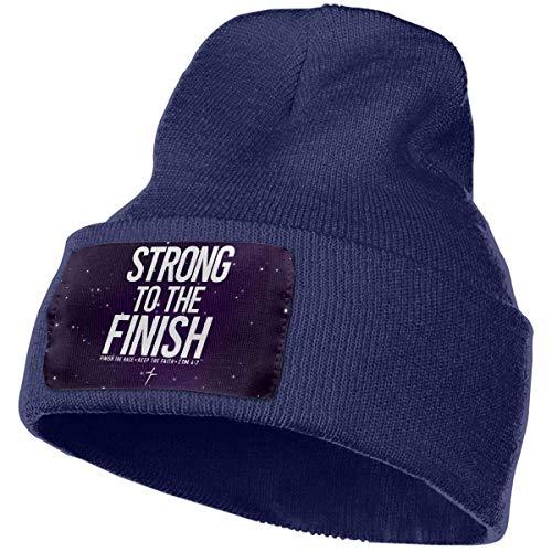 AEMAPE Sombrero de Punto Unisex Gorro de Calavera de Moda Sombreros de Punto - Resistentes al Acabado
