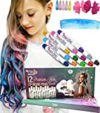 Ruby's Hair Chalk for Girls - Kids Temporary And Washable...