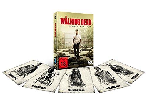 The Walking Dead - Staffel 6 (Uncut) (Limited Edition inkl. Postkarten) [Blu-ray]