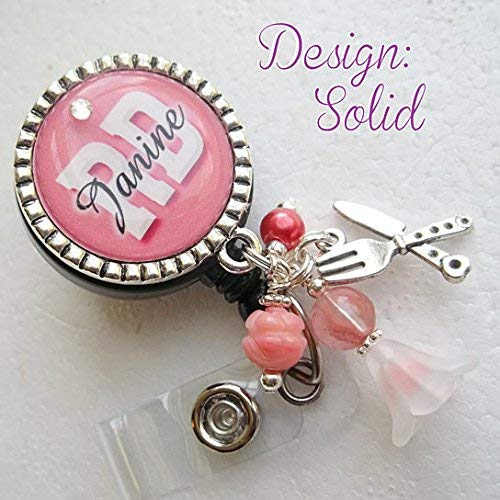Custom badge Reel Finally popular brand personalized Max 87% OFF with name credentials 20 and cha