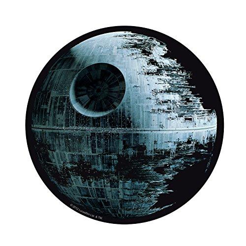 Preisvergleich Produktbild Star Wars - Mausmatte Mousepad - Todesstern - 21, 5 cm
