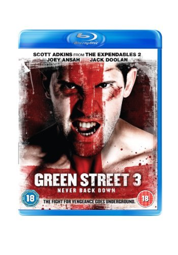 Green Street 3: Never Back Down (2013) ( Green Street Three ) [ Origine UK, Nessuna Lingua Italiana ] (Blu-Ray)