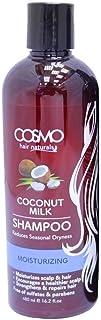 Cosmo Coconut Milk All Hair Shampoo for Women, 480 ml