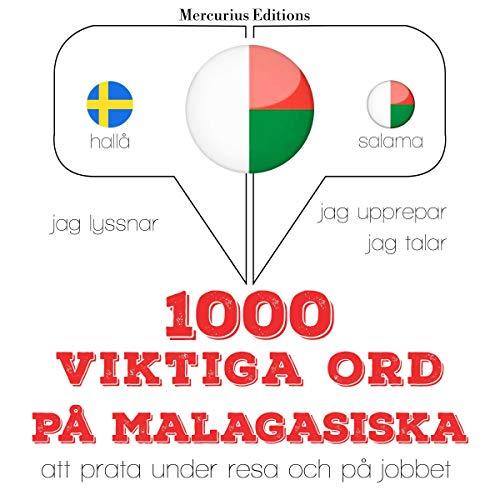 1000 viktiga ord på malagasiska cover art