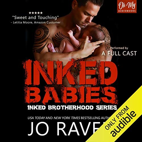 Inked Babies audiobook cover art