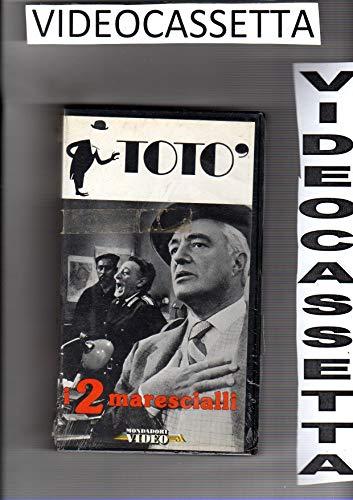 TOTO' I 2 MARESCIALLI - VHS
