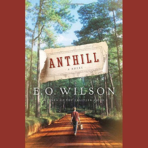 Anthill audiobook cover art