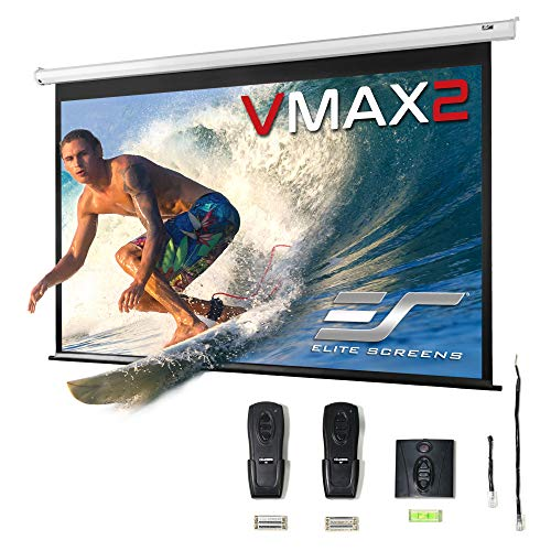 150 inch motorized screen - 4