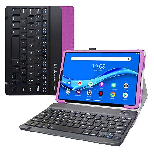 tablet tastiera staccabile LiuShan Tab M10 Plus Bluetooth Keyboard Custodia