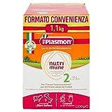 Plasmon Latte di Proseguimento Polvere, 1100g