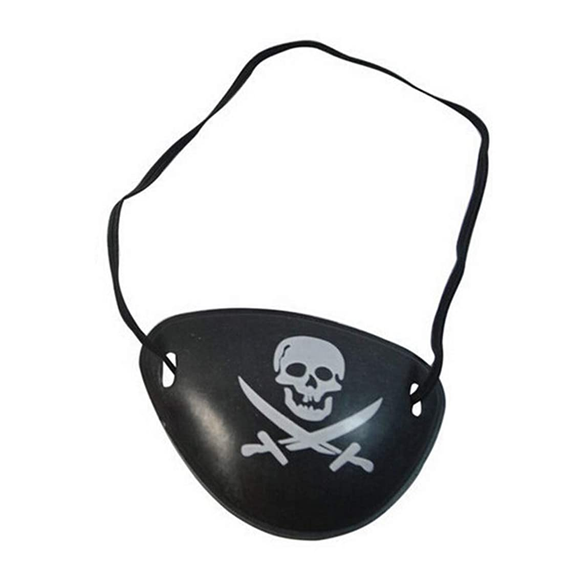 Toys Toys Toys - Plastic Pirate Eye Patch Black Party Favors Bag Skull Crossbone Halloween Birthday Costume Kids Toy - Dead Boys Dolls Kids Nine-year-olds 11-year-olds Living Toys Years 1