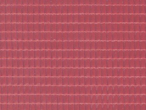 6032 - Vollmer H0 - Dachplatten (Flachdachpfanne)