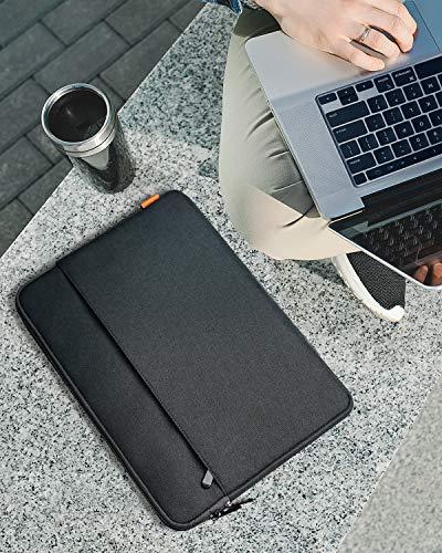 Inateck 14 Zoll Laptoptasche Hülle Notebook Sleeve Case Schutzhülle Kompatibel 14 Zoll Laptops, 15 Zoll MacBook Pro 2016-2019