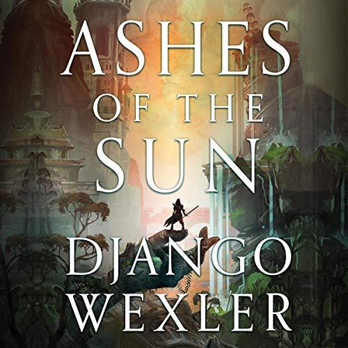 Page de couverture de Ashes of the Sun
