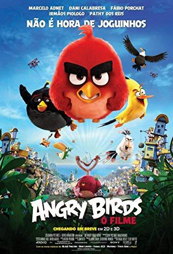 Hengyangshizheng Rompecabezas Adultos 1000 Piezas Puzzle Rompecabezas Angry Birds desata el Colorido niños y Adultos dificultad Regalo para