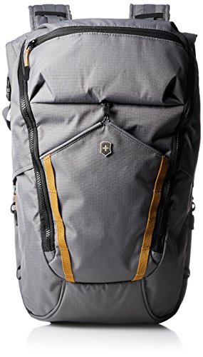 Victorinox Altmont Active Deluxe Rolltop Laptop Backpack, Grey, One Size