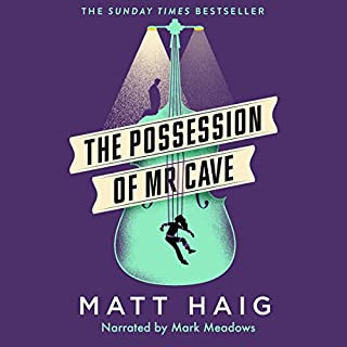 The Possession of Mr Cave cover art