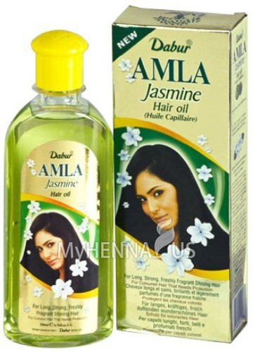 Dabur Amla Jasmine Hair Oil For Hai…
