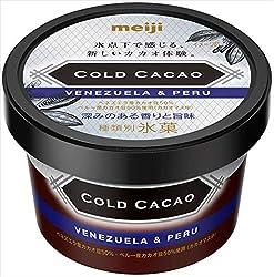 [冷凍] 明治 コールドカカオ ベネズエラ&ペルー 95ml