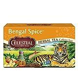 Celestial Seasonings Herbal Tea, Bengal Spice, 20 Count