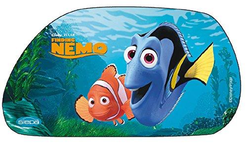 Disney 13710–2Cortinas Laterales trapezoidales para Coche, 67x 37cm, diseño de Nemo
