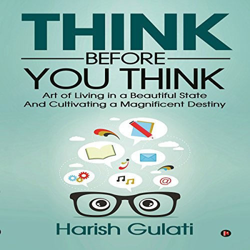 Think Before You Think audiobook cover art