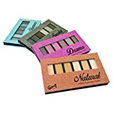 Gloss - caja de maquillaje, caja de regalo para mujeres - Azul de la gama de colores del maquillaje de la manera - 8pcs
