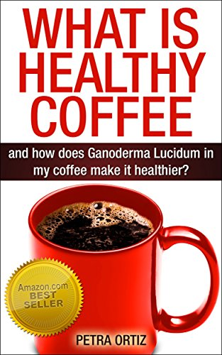 What is Healthy Coffee, and how does Ganoderma Lucidum in my coffee make it healthier?