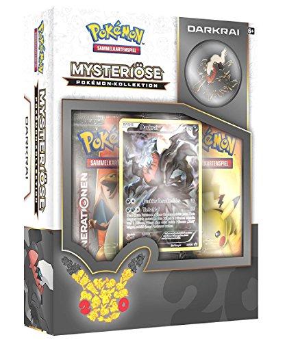 Pokemon Cards Mysteriöse Darkrai-Kollektion