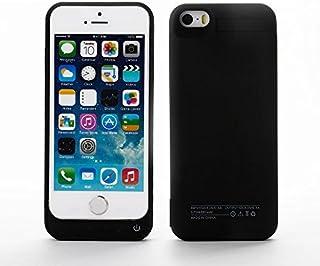 3ffdcec9cad Envío GRATIS disponible. ZOGIN Funda Protectora Cargador con Batería  4200mAh Funda de Batería Externa para iPhone 5 / 5C