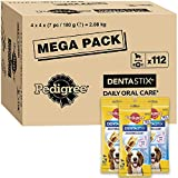 Pedigree DentaStix - Daily dental chews for medium dogs...