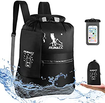 Runacc 20L Floating Waterproof Dry Bag Backpack