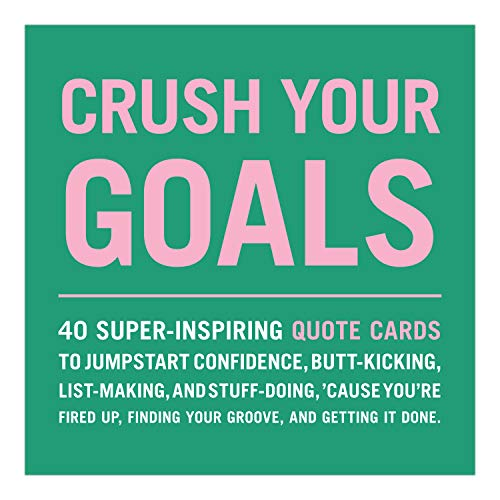Knock Knock Crush Your Goals Inner-Truth Deck