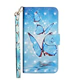 Sony Xperia XA1 Phone Case, Shockproof 3D Soft PU Leather