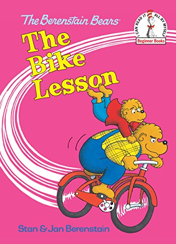 The Bike Lesson (Bright & Early Books(R))