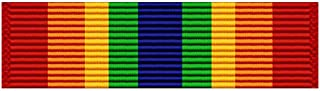 US Army Service Ribbon