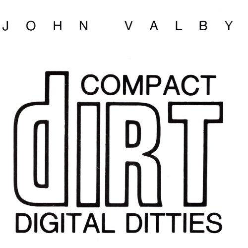 Compact Dirt Digital Ditties audiobook cover art