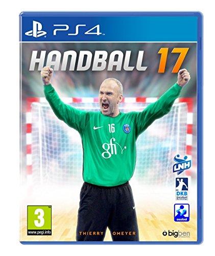 Ballon de Handball 17PS4