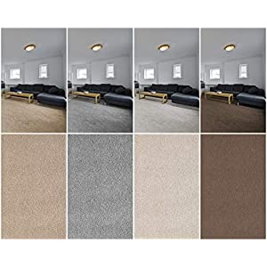 Soft and Cozy Custom Cut-to-Fit Area Rugs. Multiple Colors to Choose from. Great for Homes, Apartments or Dorm Rooms. Click for More Details on Custom Sizing Your Rug